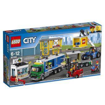 LEGO Cargo Terminal เลโก้ คาร์โก เทอมินอล - 60169