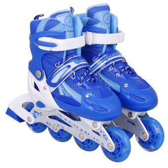 ผู้ใหญ่เด็กเต็มรูปแบบของผู้ชายและผู้หญิงรองเท้าสเก็ตโรลเลอร์สเกต