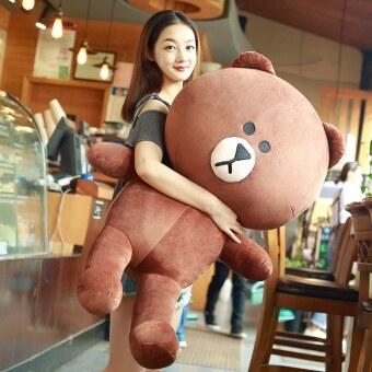 บราวน์หมีขนาดใหญ่ตุ๊กตา