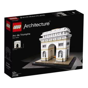 LEGO Arc de Triomphe เลโก้ อาค เดอ เทรียม - 21036