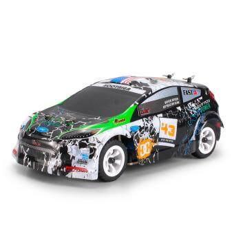 รถบังคับไฟฟ้า RALLY CAR 4WD อัตราส่วน 1:28 ความเร็วสูงสุด 30กิโลเมตร/ชั่วโมง –WLtoys K989