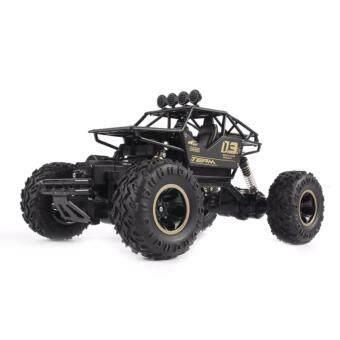 RC Rock Crawler Offroad โลหะ 1:16 บอดี้เหล็ก 4WD