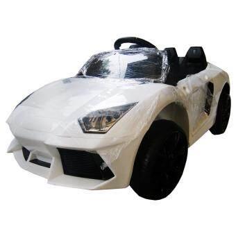 Rctoystory รถเด็กนั่ง รถแบตเตอรี่ เฟอร์รารี่ 2 แบต 2 มอเตอร์