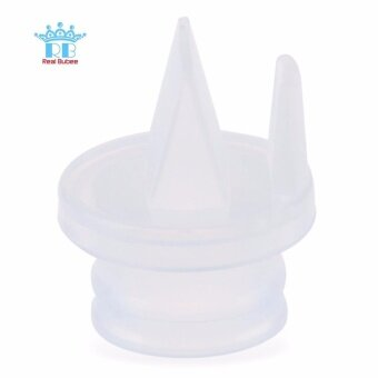 Harga Real Bubee Backflow Protection Breast Pump Accessory PortableDuckbill Valve(White) - intl