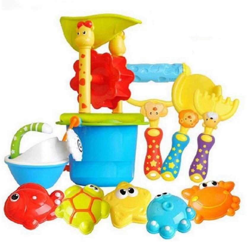 ของเล่น ชุดเล่นตักทรายที่ชายทะเล (RoyalCare Magical Beach Toys)