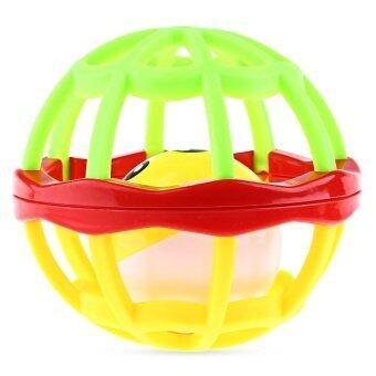 SH Baby Play Ball Handbells Musical Developmental Toy - intl