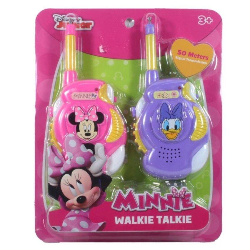 share วิทยุสื่อสาร เด็กเล่น WALKIE TALKIE MINNIE (สีม่วง/สีชมพู)