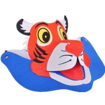 Sharer ราศี การ์ตูนหมวกหมวกสัตว์
