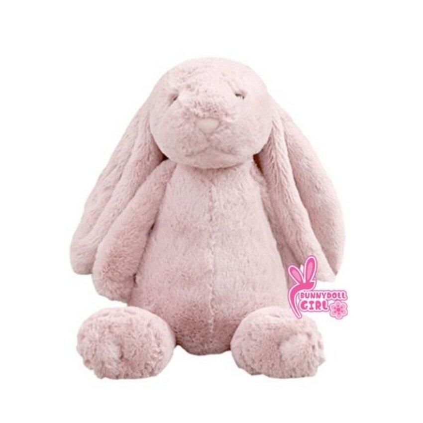 ตุ๊กตากระต่ายอัดเสียงพูดได้ (Size M/38 เซน) ตุ๊กตาน่ารัก ของขวัญวันเกิด ของขวัญวาเลนไทน์