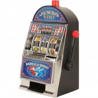 กระปุกออมสิน ตู้สล็อตแมชชีน Slot Machine Jumbo slot