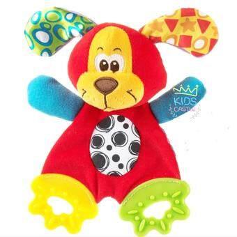 Sozzy ตุ๊กตายางกัดเสริมพัฒนาการ น้องหมา - 2