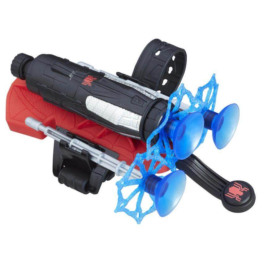 ชุดยิงลูกดอก Spider man - SPIDER-MAN HOMECOMING WEB GEAR - WEB DART BLASTER (TRU-17423)