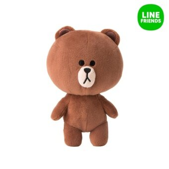 Harga STANDING DOLL 18cm SEASON 4_BROWN
