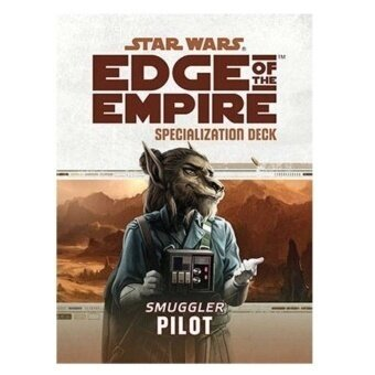 Star Wars Edge of The Empire Pilot Board Game - intl