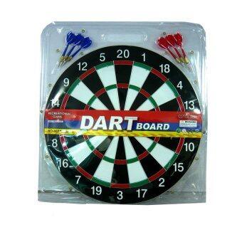 Startup กระดานปาเป้า Dart Board ขนาด 17
