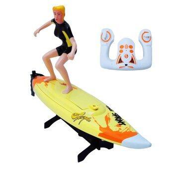 เรือ กระดานโต้คลื่น Surf 2.4G ZBM2310 (เหลือง)