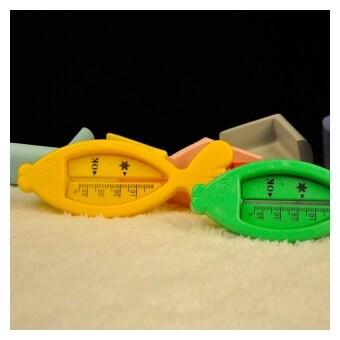 T-Toys ปรอทปลาลอยน้ำวัดอุณหภูมิสำหรับอ่างอาบน้ำเด็ก - 4