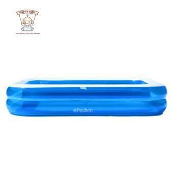 Thaiken ��������������������������������������������������������������� 262x175x50cm(���������������) Giant RectangularInflatable Pool JiLong (������������������������������) ������������������������������������������������������������ (image 4)