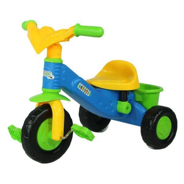 Thaiken รถจักรยานเด็ก 3ล้อ Funny (สีฟ้า) 0083.BL