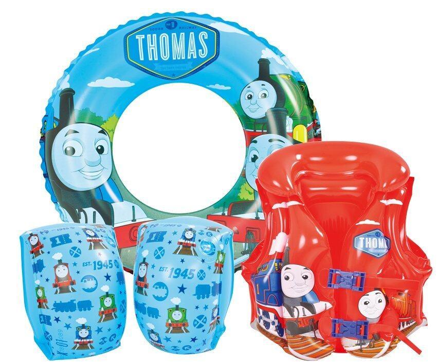 Thomas&Friends อุปกรณ์เล่นน้ำเป่าลม 3 ชิ้น