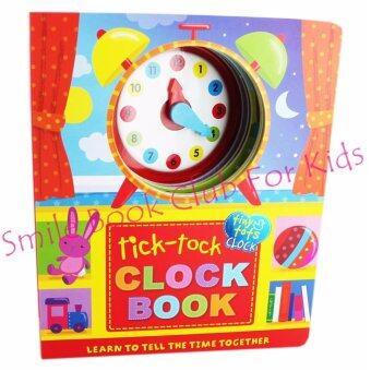 Tick Tock Clock Book