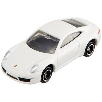 Tomica No.117 รถเหล็ก Porsche 911 Carrera (White)