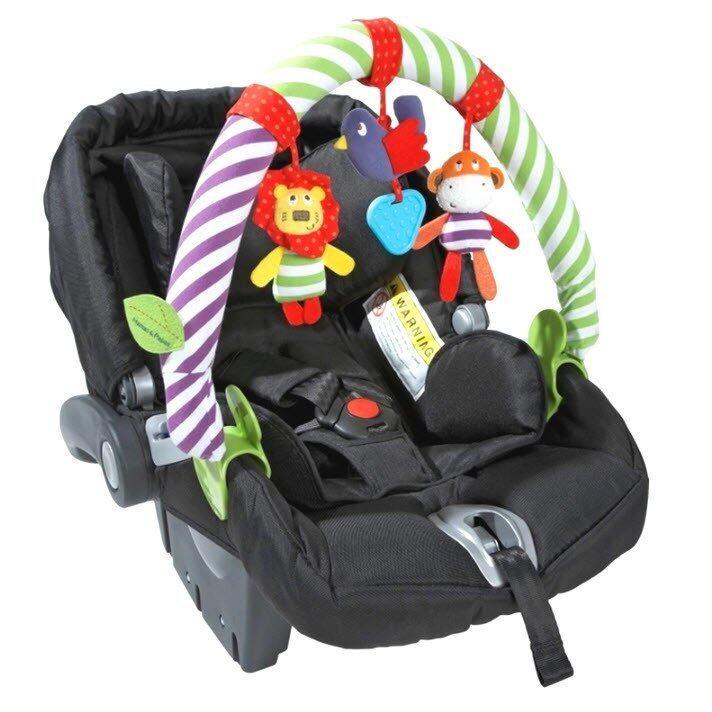 Toy โมบาย ของเล่นเด็ก ติดเปล คาร์ซีท รถเข็น ของเล่นแขวนรถเข็น Mobile Toy For Baby