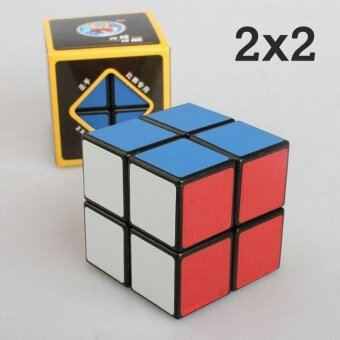 Toys Games Brain Teasers  Magic Cube Game Puzzle Ultra SmoothTwist Rubic'S Rubik'S Rubix Toy 2X2X2 - intl