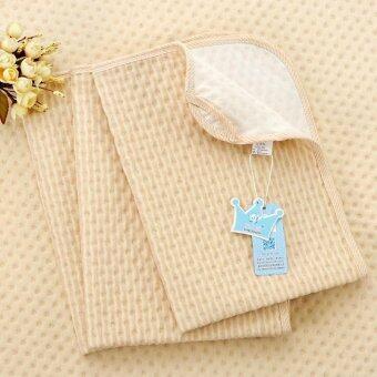 TUP Waterproof Cotton Diaper Pad For Baby (35 x 45cm) - intl - 4