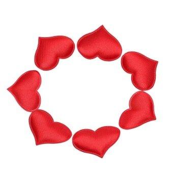 uniwood Wedding Hand Throwing Flower Wedding Decoration Sponge Love- Red - intl