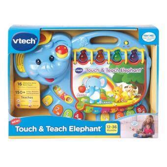 VTech Touch and Teach Elephant Book หนังสืออิเลคโทรนิคส์ - 2