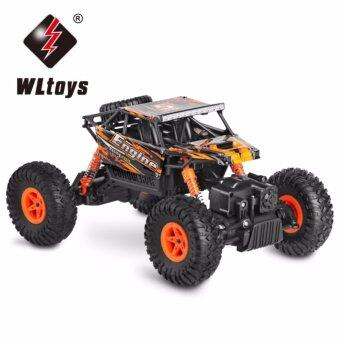 WLtoys 18428-B 1:18 4WD RC Climbing Car รถไต่หิน off-road 4WD 2.4Ghz.