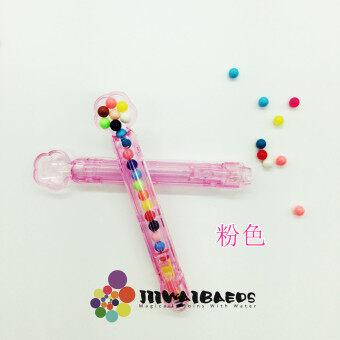 หนืดน้ำเล็กน้อยเหนียวลูกปัดน้ำ wu zhu ลูกปัดปากกา