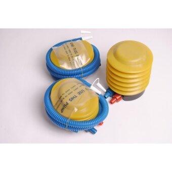 Yika Foot massage pump / inflatable balloon balloon pump lifejackets swimwear inflatable pump - intl