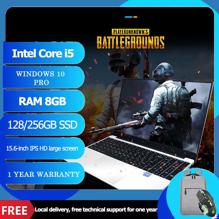 โน๊ตบุ๊คราคาถูก ศึกษาแล็ปท็อป Intel Core i7/i5 รุ่นที่ 5 ram 8gb/rom 128/256gb ssd ระบบ Windows 10 แล็ปท็อปที่ผลิตโดยโรงงานของ Lennovo จำหน่ายโดยตรงจากโรงงาน
