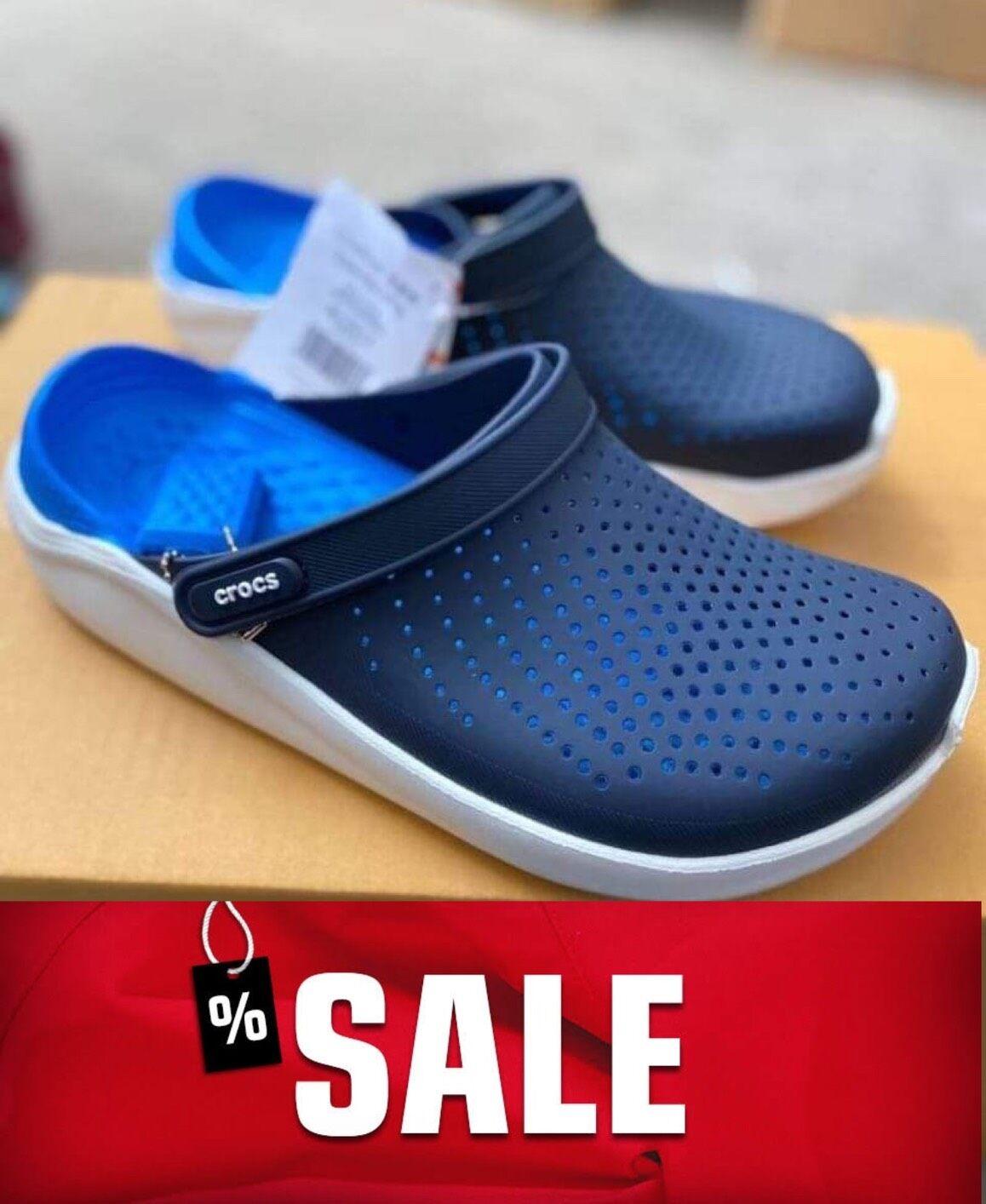 รองเท้าแตะ LiteRide ใส่สบาย ทั้งชายและหญิง วัสดุผลิตจากยางแท้ 100% D1