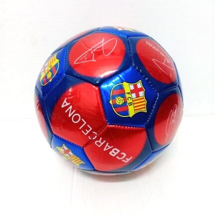 ลูกฟุตบอล เบอร์ 5 แถมเข็มสูบ แถมตาข่าย ลูกบอล ลายสวย บอล สโมสร #5 ราคาถูก สินค้าได้ตามรูป แน่นอน 100% มีเป่า เทสสินค้า ก่อนส่งทุกลูก ใช้งานได้แน่นอน 5M