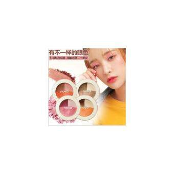 ☆04☆ อายแชโดว์ Circle ตลับกลม Novo Shining Eye Shadow 4g. เพิ่มมิติให้ดวงตา