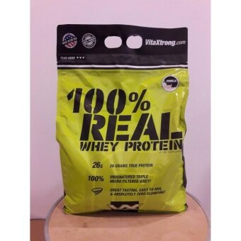 100% WHEY PROTEIN 10 lb Chocolate