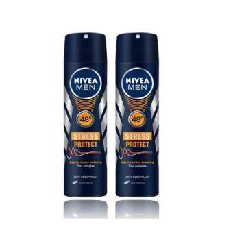 นีเวีย ดีโอ เมน สเตรส โพรเทค สเปรย์ (150 มล.) แพ็ค2 NDM Stressprotect spray 150ml Pack 2