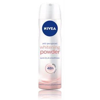 นีเวีย ดีโอ สเปรย์ พาวเดอร์ ทัช (150 มล.) แพ็ค 2 NDWM Whitening Powder spray 150 ml Pack 2