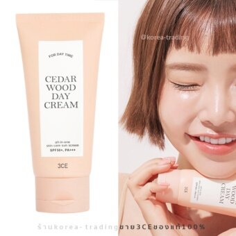 3CE CEDAR WOOD DAY CREAM SPF50+PA+++ 70g 1