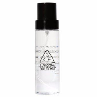 3CE MOIST GLOSSING FACE OIL MIST transparencies