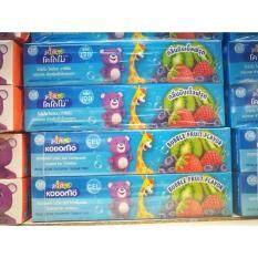 ยาสีฟัน เด็กโคโดโม ชนิดเจล  40g. 6 หลอด