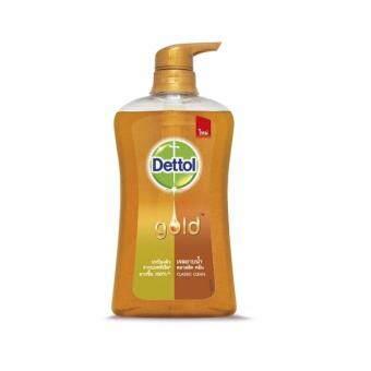 เดทตอล โกลด์ เจลอาบน้ำ สูตร คลาสสิค คลีน 500 มล. Dettol Gold ShowerGel Pump - Classic Clean 500 ml.