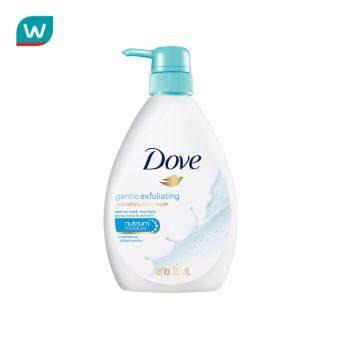 โดฟครีมอาบน้ำ เจนเทิล 550มล