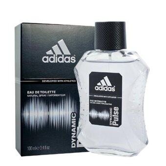 Adidas Dynamic Pulse Cologne for Men 100 ml .