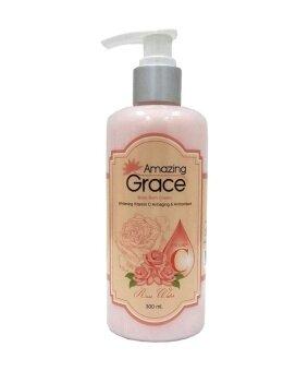 Amazing Grace ครีมอาบน้ำแบบ Home Spa สูตรWhitening Vitamin CAntiaging & Antioxident