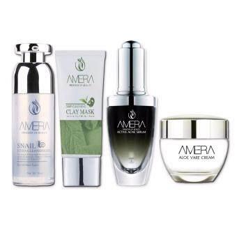 Amera ผลิตภัณฑ์รักษาสิว ครีมรักษาสิว ครีมรักษารอยสิวครีมรักษารอยแผลเป็น