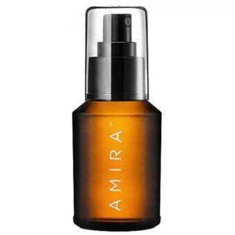 AMIRA PURE ORGANIC ARGAN OIL 60 ml. น้ำมันบริสุทธิ์ ปราศจากสารเจือปน ขจัดสิว ให้ผิวชุ่มชื้นแข็งแรง ลดริ้วรอยก่อนวัย